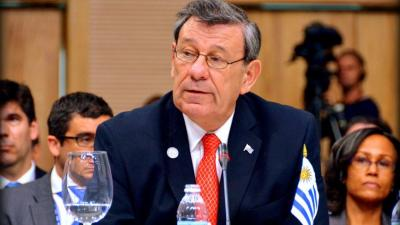 Nin Novoa contra Almagro en Asamblea de la OEA