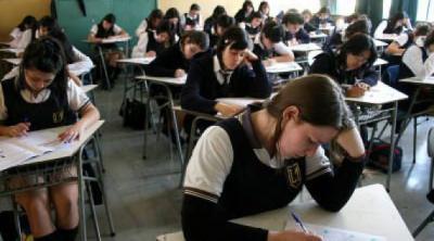 Secundaria en Uruguay: baja la repetición