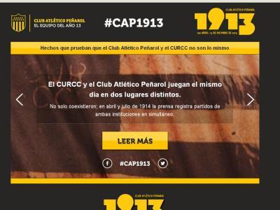 Nacional a la guerra: recusa el decanato de Peñarol y lo lleva a la Cámara de Diputados