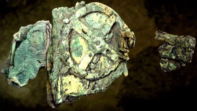 Anticitera, el objeto más misterioso de la historia de tecnología