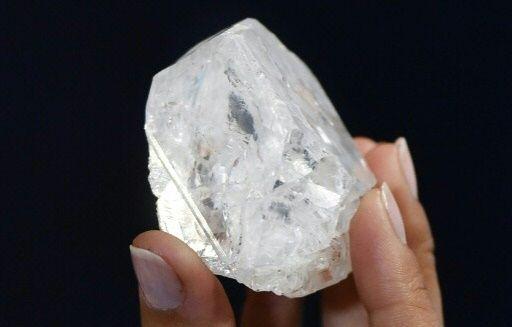 El mayor diamante en bruto del mundo no encuentra comprador
