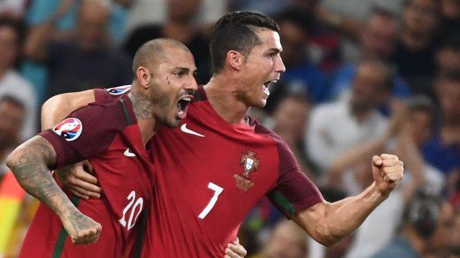 Portugal avanza a las semifinales de la Eurocopa 2016, sin ganar un solo partido en los 90 minutos