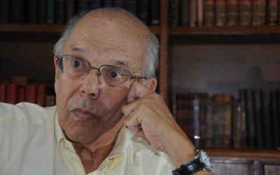 Jorge Batlle internado por problemas cardíacos