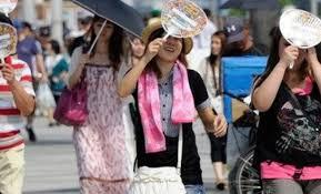 Ola de calor en Japón deja seis personas muertas y casi 3.000 hospitalizadas