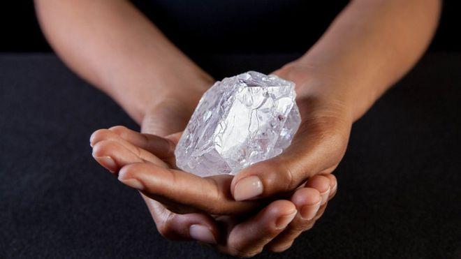 Por qué después de un siglo se están volviendo a encontrar diamantes enormes