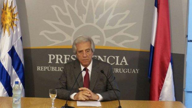 UPM invertirá 4.000 millones de dólares en nueva planta, anunció presidente Vázquez