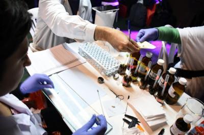 """Bonomi en contra de análisis de drogas sintéticas en fiestas electrónicas: """"Lo que se ha hecho está mal"""""""