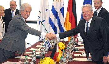 Vázquez viajará a Alemania a presentar plan de infraestructura