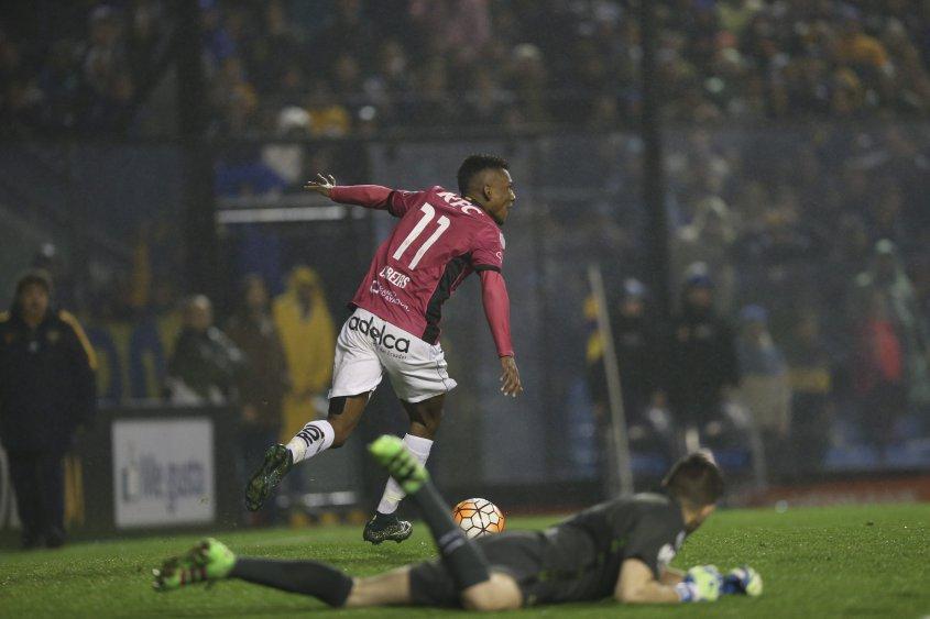 """El Independiente """"uruguayo"""" eliminó a Boca"""