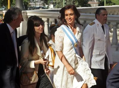 La hija de los Kirchner dice que los 4,66 millones hallados en su caja están declarados