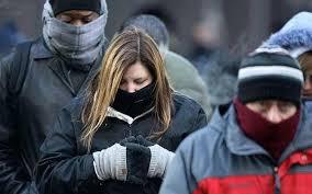 Alerta en Uruguay por vientos fuertes y sensaciones térmicas bajo cero