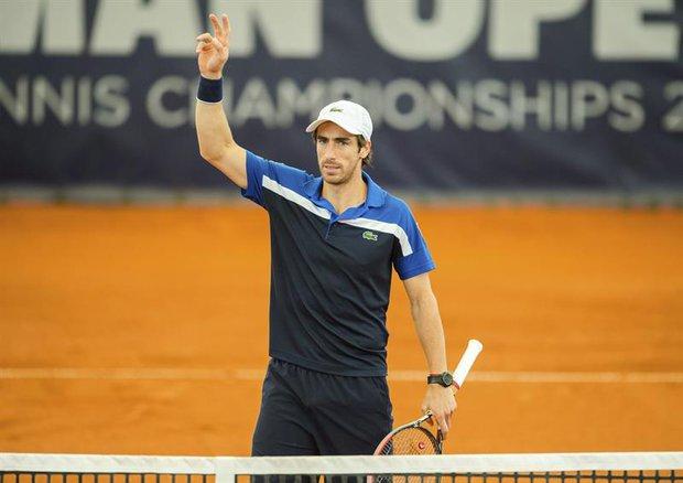 Pablo Cuevas es finalista del ATP 500 de Hamburgo