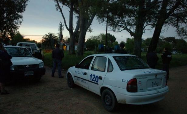 Mataron a una mujer y la dejaron sobre la ruta 6, en Canelones