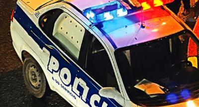 Policía baleado en emboscada a un camión de chacinados en Maroñas