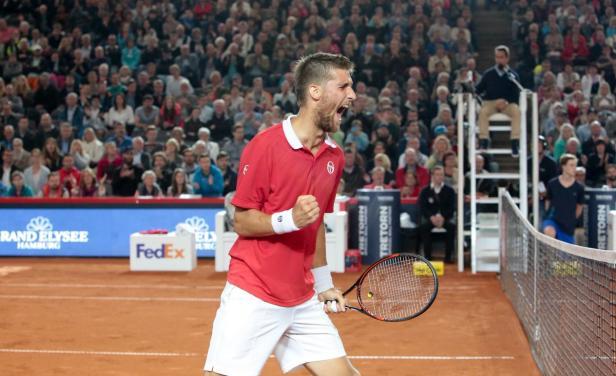 Cuevas perdió la final del ATP de Hamburgo