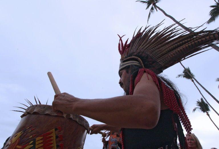 Récord Guinness para México por danza ceremonial más grande
