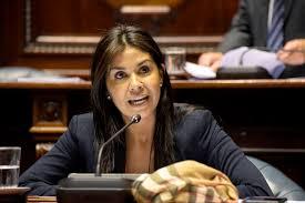 Desvalijaron la casa en Carrasco de la senadora Verónica Alonso
