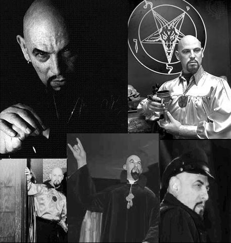 """La historia del """"Papa Negro"""" y la iglesia de satán"""