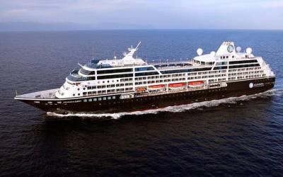 Crucero erótico de lujo surcará aguas del mediterráneo con ansias de libertad