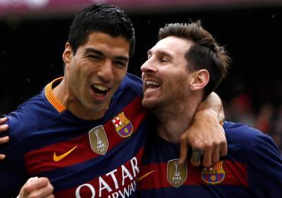 Luis Suárez entre los finalistas al mejor jugador de la temporada en Europa