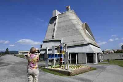 La obra de Le Corbusier, inscrita en la lista del Patrimonio Mundial
