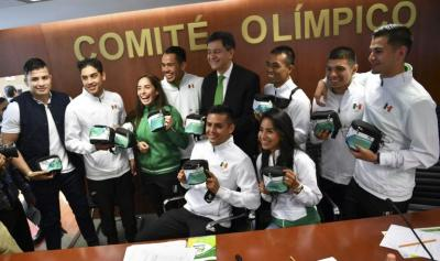 Condones y repelente contra zika para atletas mexicanos que van a Rio-2016