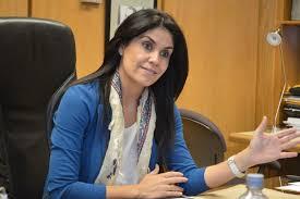 Senadora Alonso vs. ministro Bonomi