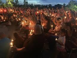Baton Rouge despide a los policías asesinados en medio de tensiones raciales