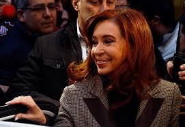 Congelan hasta la pensión como expresidenta de Cristina Fernández