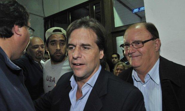 """Lacalle Pou pidió que dejen de hacerse las reuniones por seguridad: """"Volvemos al rol de oposición"""""""