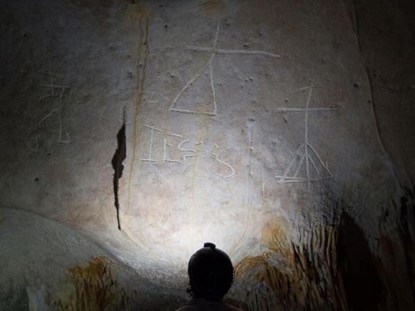 Estos grabados prueban el contacto espiritual de colonos e indígenas en el Nuevo Mundo