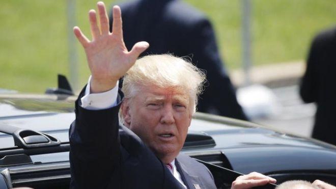 Seis mentiras que se le atribuyen a Donald Trump