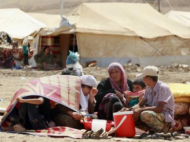 Temperatura en Irak alcanza los 53 grados