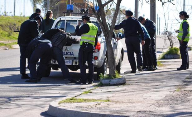 Redada de narcos en Paysandú: 28 detenidos y siete procesados