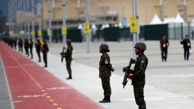 """10 detenidos en Brasil por """"planear ataques terroristas"""" en las Olimpiadas de Río de Janeiro"""