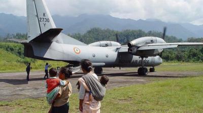 Desaparece avión indio con 29 pasajeros
