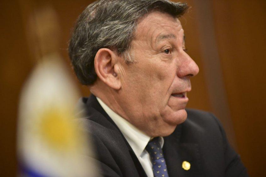 La diplomacia uruguaya prevé entregar el mandato del Mercosur a Venezuela el 30 de julio