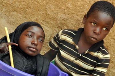 Rahma, la joven nigeriana con una misteriosa enfermedad que conmueve al mundo