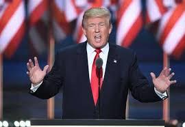 """Donald Trump se erige como campeón de los """"olvidados"""""""