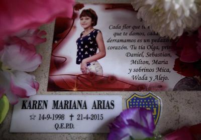 Un primer novio, un disparo mortal y para la justicia argentina no fue feminicidio