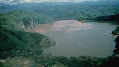 ¿Está el 'lago asesino' de España a punto de perpetrar un ataque letal?
