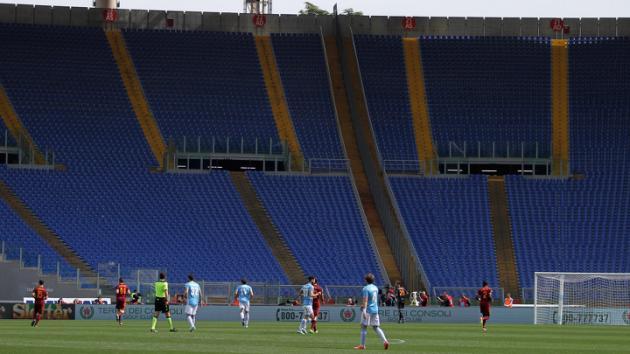 La Lazio sólo tiene 11 abonados para un estadio de 70.000 espectadores