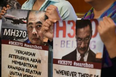 El piloto del vuelo desaparecido de Malaysia Airlines simuló una ruta parecida en casa