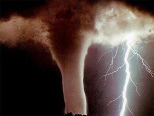 Anuncia ciclón en el sur de Uruguay