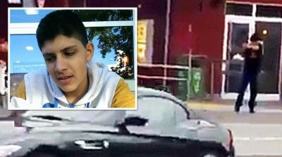Publican la primera foto del asesino múltiple de Múnich