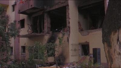 Explosión e incendio en un edificio de Buenos Aires: hay 17 heridos, tres de gravedad