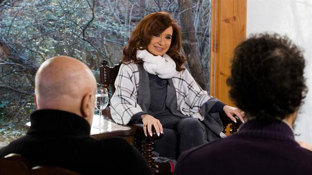 """Cristina Kirchner: """"No temo en absoluto ir a la cárcel, ser peronista en este país no es gratis"""""""