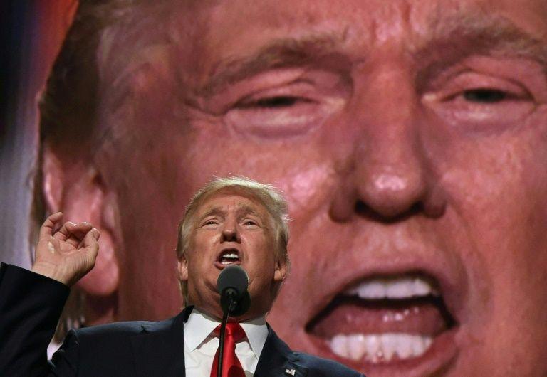 Donald Trump, la fuerza bruta que cambió la política estadounidense