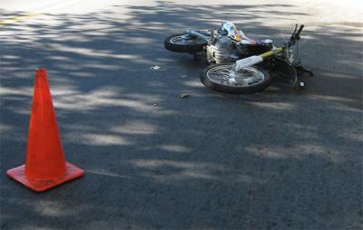 Una adolescente murió al ser embestida por moto en Barros Blancos