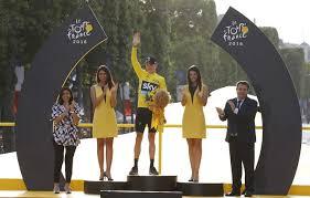 Froome se corona por tercera vez en el Tour de Francia